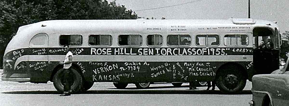 Class trip bus