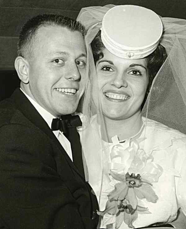James & Carol get married.