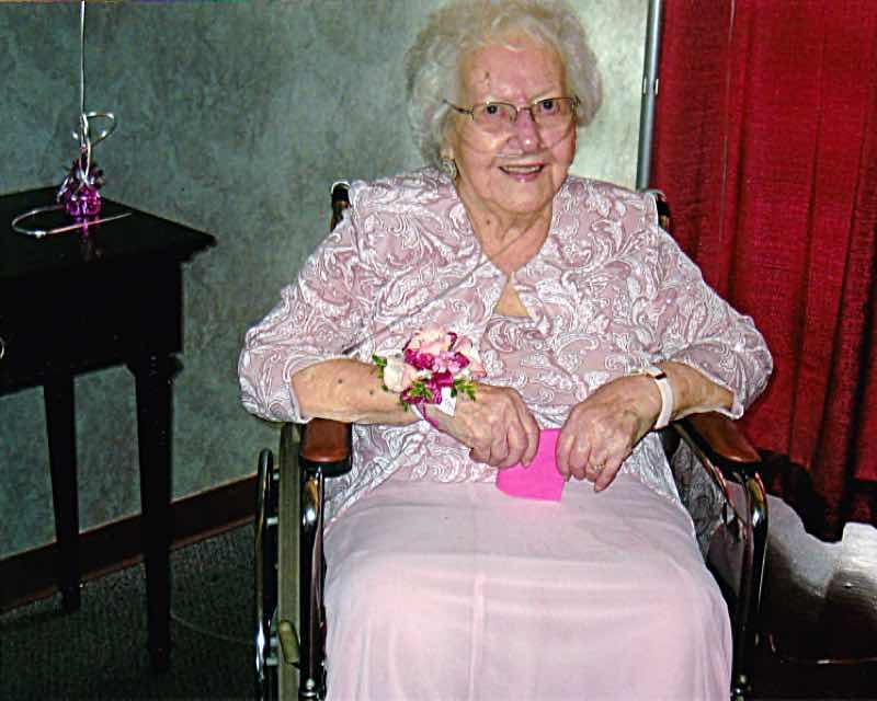 Mrs. Elva Webster