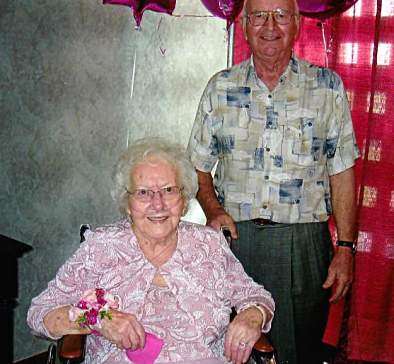 Elva and Larry